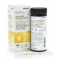 Consult 10SG Urine Reagent Strips