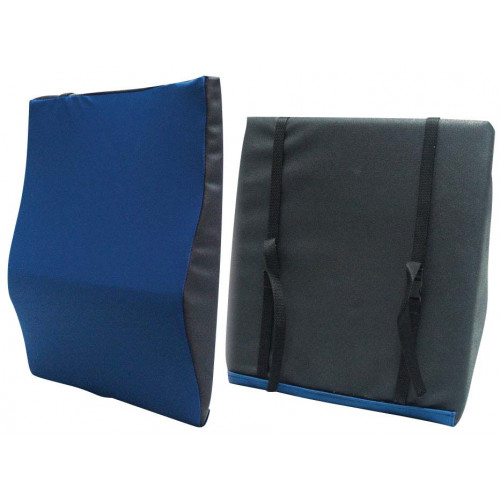 Drive General Use Back Cushion with Lumbar Support