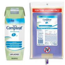 Compleat Tube Feeding Formula with Real Food Ingredients