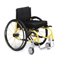 Invacare ProSPIN X4 Wheelchair 70 Degree Fixed Front Frame