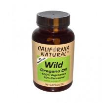 California Natural Wild Oregana Oil 400 mg Dietary Supplement