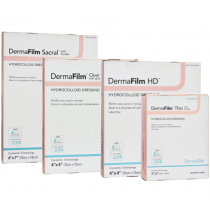 DermaFilm Hydrocolloid Dressings