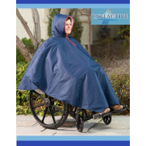 Wheelchair Rain Poncho by CareActive