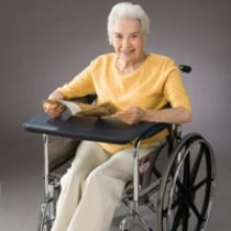 Posey Wheelchair Lap Trays