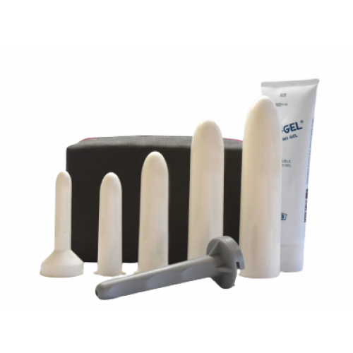 Amielle Comfort Vaginal Dilators & Restore Pelvic Muscle Exercisers