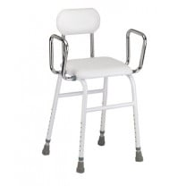 Drive All-Purpose Kitchen Stool with Adjustable Height
