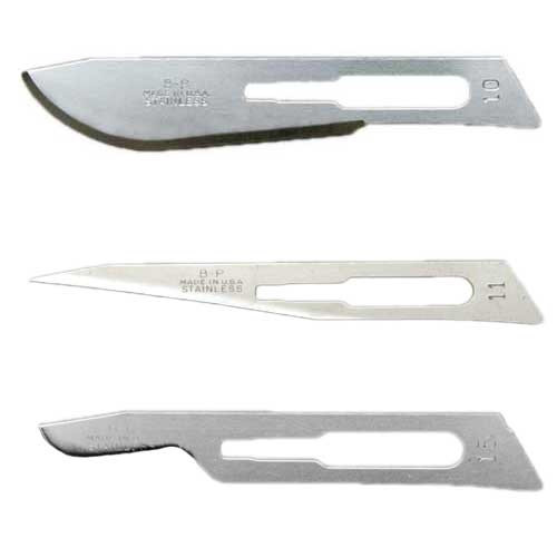 Replacement Surgical Blades