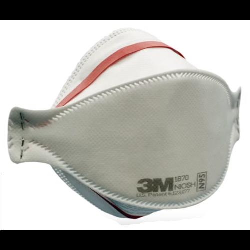 3M 1870 Surgical Mask N95 Respirator