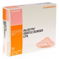 Smith and Nephew Allevyn 66800834 Gentle Border Lite