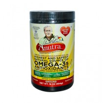 Anutra Omega 3 Antioxidants Fiber and Complete Protein