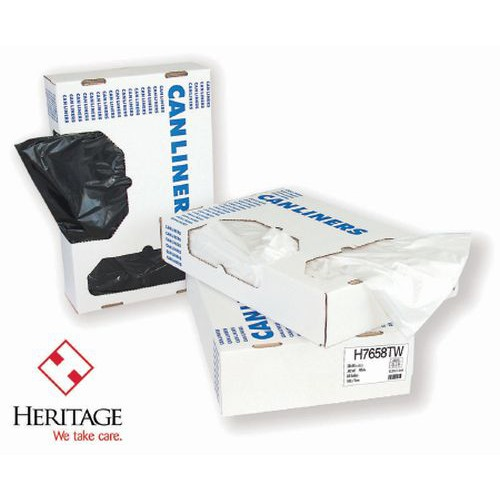 Heritage Can Liner - 60 Gallon - Super Heavy Duty