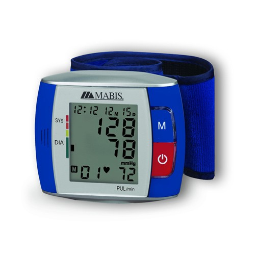 Duro-Med Talking Digital Blood Pressure Monitor (Wrist)