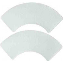 Extra Wide Adhering Ostomy Tape Strips