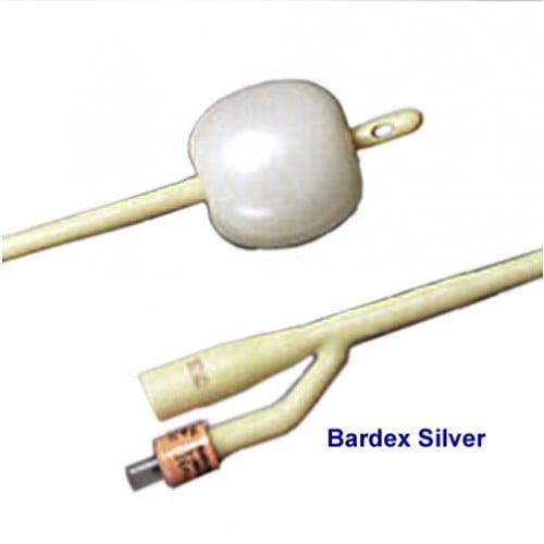 Bardex Silver Foley Catheter