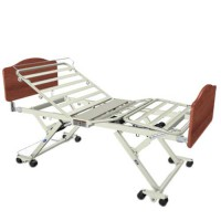 invacare bed rails instructions