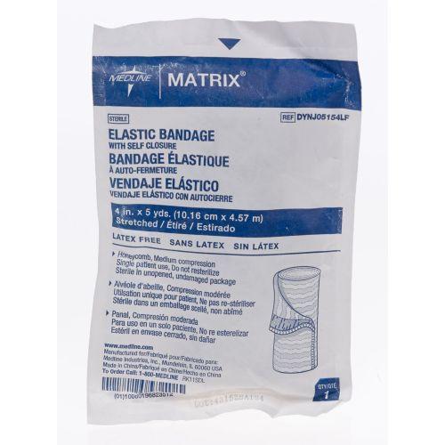 matrix elastic bandage roll latex free sterile 010