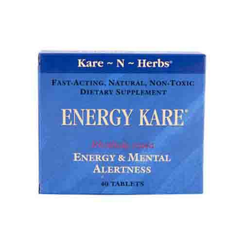Energy Kare Energy Supplement