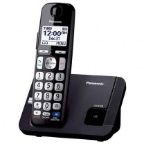 Single Handset Big Button Cordless Phone