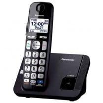 Single Handset Big Button Cordless Phone