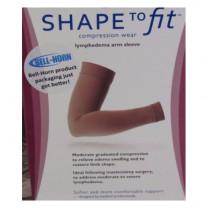 Shape To Fit Mastectomy Arm Sleeve 20-30 mmHg