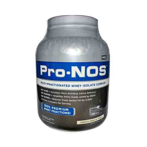 Pro-NOS Protein Isolate Multi-Fractionated Whey