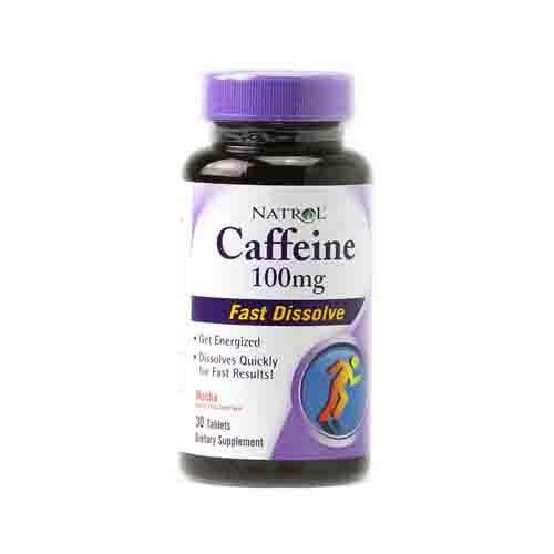 Caffeine Energy Supplement