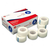 Clear Surgical Tape, Latex Free