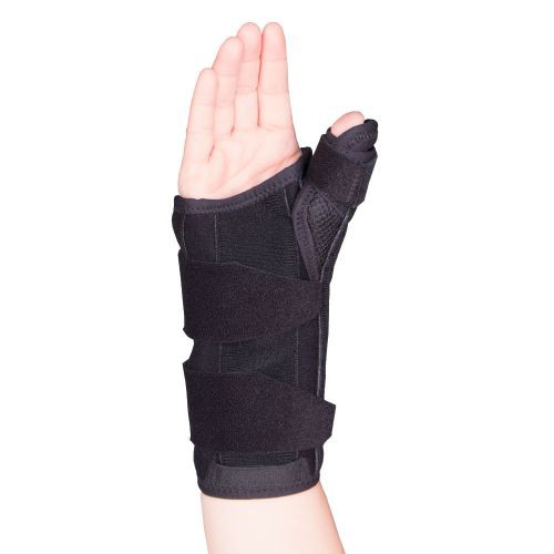 Select Series Wrist-Thumb Splint - 8 Inch