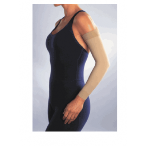 Jobst Armsleeve w/ 2 Silicone Top Band 15-20 mmHg