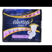 Always Overnight Maxi Pads - Extra Heavy