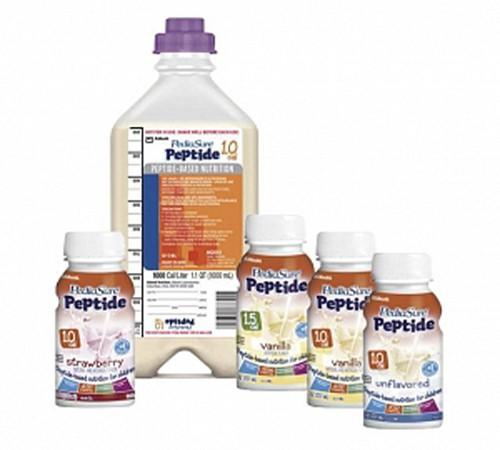 pediasure peptide 10 cal nutrition for children abbot nutrition 07d