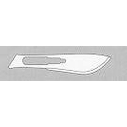 Bard-Parker Carbon Steel Scalpel Blades with Rib-Back Design