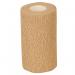 caring latex self adherent cohesive wrap non sterile 1b1