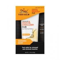 Tiger Balm Neck and Shoulder Rub