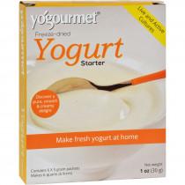 Yogourmet Freeze Dried Yogurt Starter and Creme Bulgare Starter