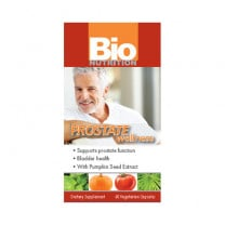 Bio Nutrition Prostate Wellness Vegetarian Capsule Dietary Supplement