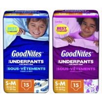 GoodNites Nightime Youth Underwear
