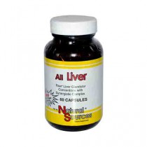 All Liver Glandulars Dietary Supplement