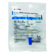 Urinary Leg Bag Performance by MediPak
