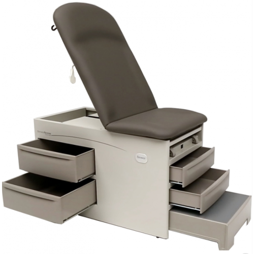 Brewer Access Exam Table - 5000