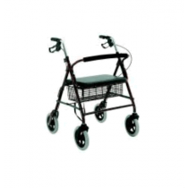 rollator walker Bariatric