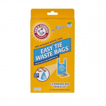 Arm and Hammer Easy-Tie Waste Bags