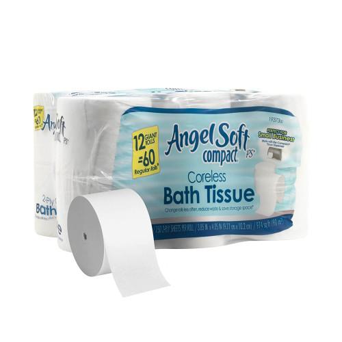 Angelsoft Compact Coreless Tissue