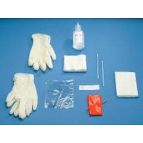DeRoyal Sharp Debridement Kit