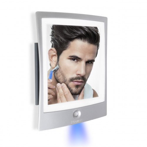 Zadro Rechargeable LED Lighted Shaving Mirror