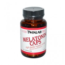 Twinlab Melatonin Capsules