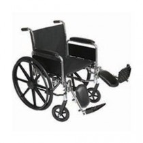 K-3 Lite Wheelchair with Elevating Leg Rests