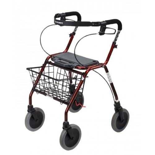 Legacy Standard Four Wheeled Dolomite Rollator