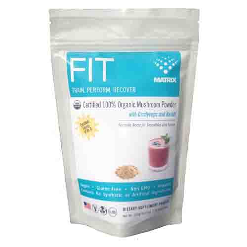 Fit Matrix - Organic - Powder Energy Supplement