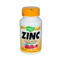 Nature's Way Zinc Lozenges Natural Berry